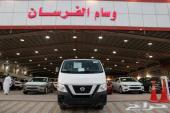 نيسان - اورفان - بضاعة - 2019 - ديزل - سعودي