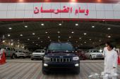 جراند شيروكي لاريدو 2017 عرض 115.000 - سعودي