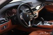 BMW 730 LI 2018 بسعر للقطه 258500 الف تصفية