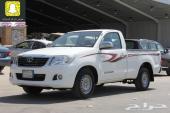 تويوتا هايلوكس غماره 2014 GLX سعودي