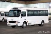 هيونداي كونتي 30 راكب 2016 بسعر 129000 ريال