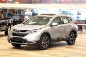 هوندا CRV EX موديل 2018 بسعر 105500 ريال