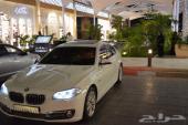 BMW 520i نظيفة جدا 2014