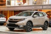 هوندا CRV EX موديل 2018 بسعر منافس