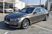 جديد لدى المارد للسيارات BMW 730Li 2019 زيرو
