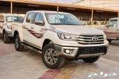 هايلكس 4x4 بنزين تماتيك 2019 - 112000 سعودي