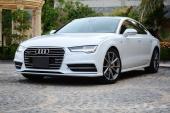 Audi A7 Sline 2016