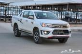 هايلكس غمارتين 4x4 .V6  . 2019 سعودي 123000