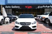 Mercedes-Benz E 300 AMG No Accident 2015 GCC