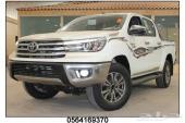 تويوتا هايلكس S-GLX فل كامل سعودي 2020