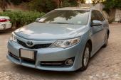 تويوتا كامري فل كامل سعودي GLX 2013