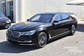 حصريا لدى المارد BMW 750Li موديل 2019