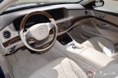 مرسيدس S 550 2014