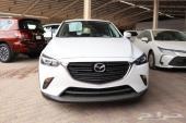 مازدا CX3 موديل 2019 جديده سعودي