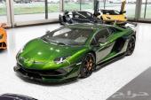 لامبورجيني Lamborghini Aventador SVJ Coupe LP