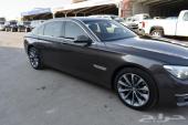 BMW 730Li 2014 ممشى قليل