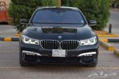 BMW 740 M KIT 2016 تحت الضمان الناغي
