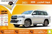 لاندكروزر GXR3 تورنج سعودي 251000 كاش 2021