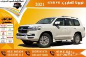 تويوتا لاندكروزرGXR2 سعودي 6 سلندر بنزين