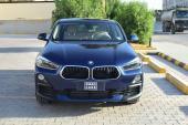 BMW X2 2020 كحلي ستاندر خليجي