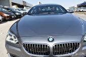 بي ام دبليو  BMW 640 i 2013