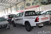 تويوتا هايلكس S-GLX بنزين جير عادي  2021