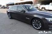BMW 730Li 2014 عداد قليل