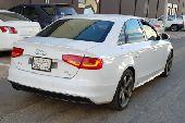 Audi A4 Sline 2013