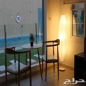 شاليه راقي مسبح بسخان استراحه للايجار استراحات للايجار جده