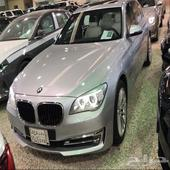 BMW 730 مخزنة 2013