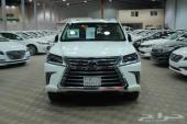 لكزس ال اكس 570 موديل2016 سعودي