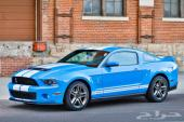 Mustang shelby 2010