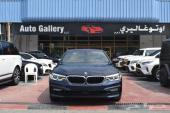 BMW 540 i Master Class Warranty and Service 2