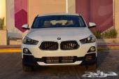 BMW X2 2020 زيرو ابيض داخل اسود