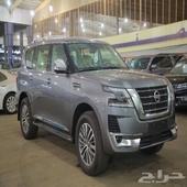 نيسان باترول بلاتينيوم V6 موديل 2020 سعودي