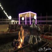 مخيم الفخامة -بريمان