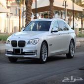 BMW 730li نضييف