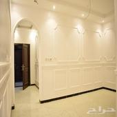 شقة بناء جديد جاهزة للتمليك 4 غرف