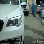 بي ام دبليو 740 BMW