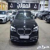 BMW 740li-2013 فل كامل