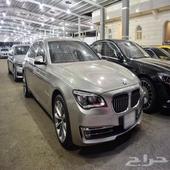 BMW 730 Li 2015