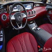 مرسيدس اس كشف للبيع Mercedes S convertible