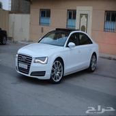 Audi A8 2014 كامل المواصفات