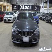 BMW 730li فل كامل 2015