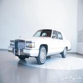 كاديلاك برقهام 1990 - تم البيع