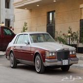 كاديلاك سيفيل 81 Cadillac Seville