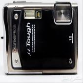 كاميرا اولمبيس رقمية ضد الماء ومقاومة للصدمات
