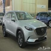 مازدا CX9 ستاندر موديل 2020 (سعودي)