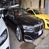BMW 740 Li 2020 الناغي جديد