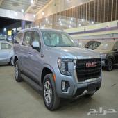 جمس يوكون SLE-XL دبل موديل 2021 سعودي